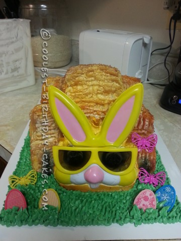 Coolest Bunny Cake
