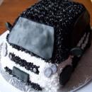 Coolest Smart Car Cake