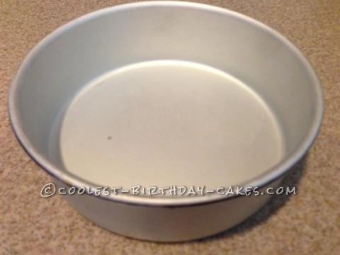 6 inch Round Cake Pan