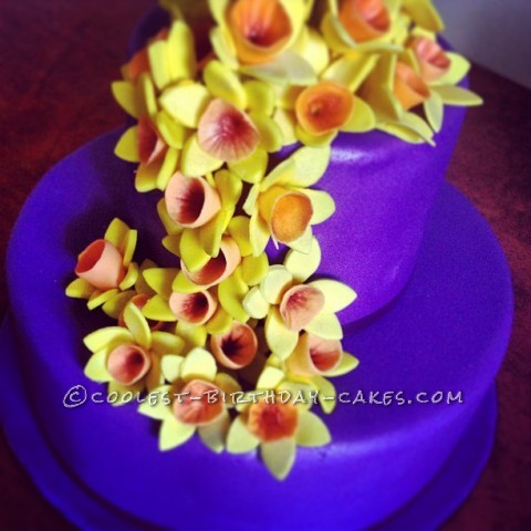Daffodils Donation Cake for Relay of Life