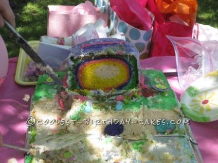 Equestria My Little Pony 5th Birthday Cake