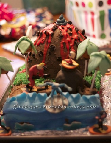 Incredible Incredibles Cake