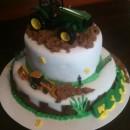 Coolest John Deere Birthday Cake