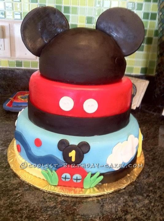 Coolest Mickey Mouse Birthday