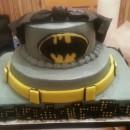 Awesome 3 Tier Batman Cake