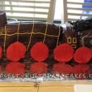 Coolest Hiro Train Birthday Cake