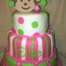Coolest Monkey Cake