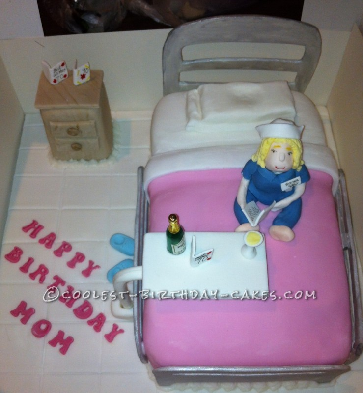 Coolest Nurse Cake