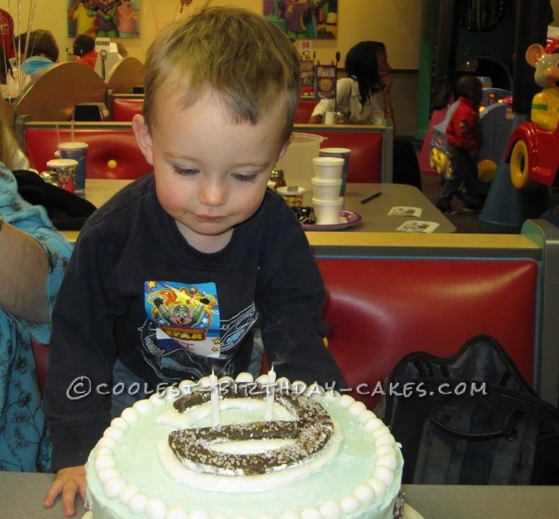 Extra Special E Cake