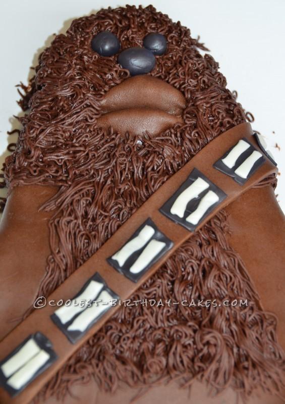 coolest lego chewie chewbacca cake