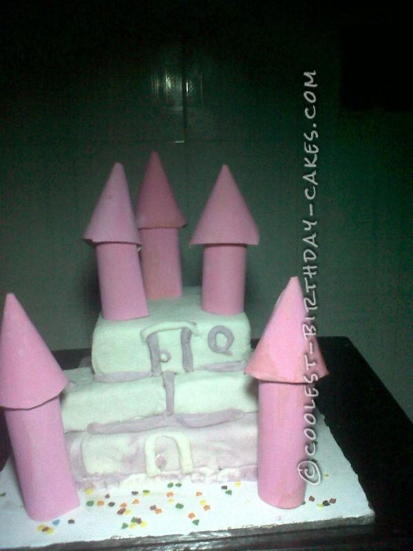 Ronil's Marble Cake Castle
