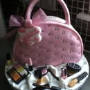 Purse, Bag and Suitcase Cakes