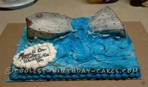 Coolest Big Fish Cake