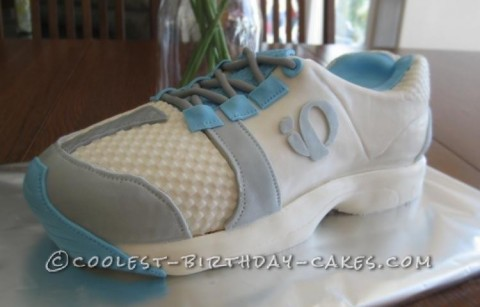 Shoe Cake - Coolest Birthday Cake Images