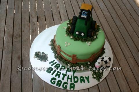 Cool Farming Cake