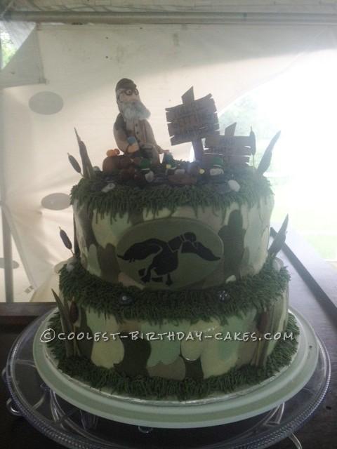 Groom's Cakes Duck Dynasty