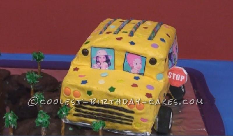 Magic School Bus Blows It S Top Cake