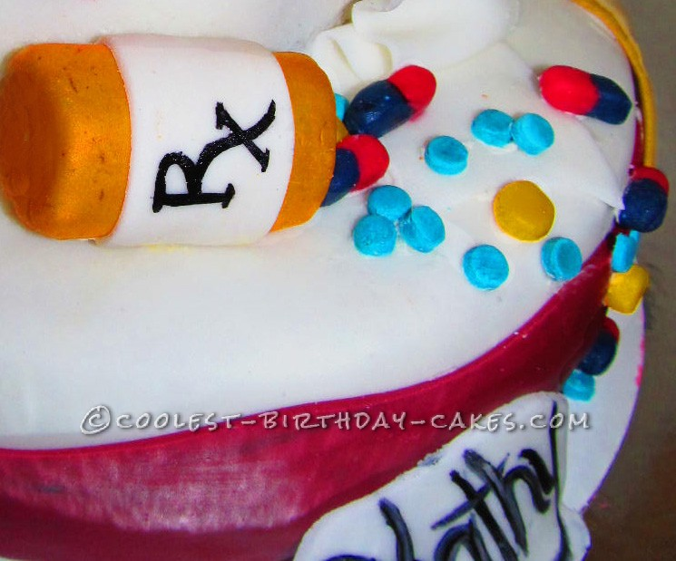 Rx Bottle and Pills!