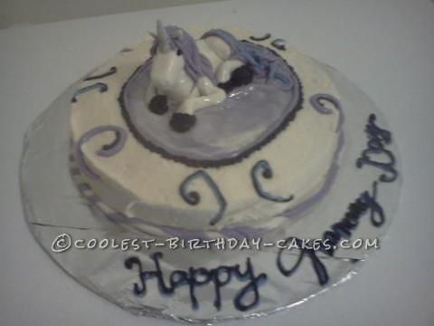 Coolest Unicorn Cake