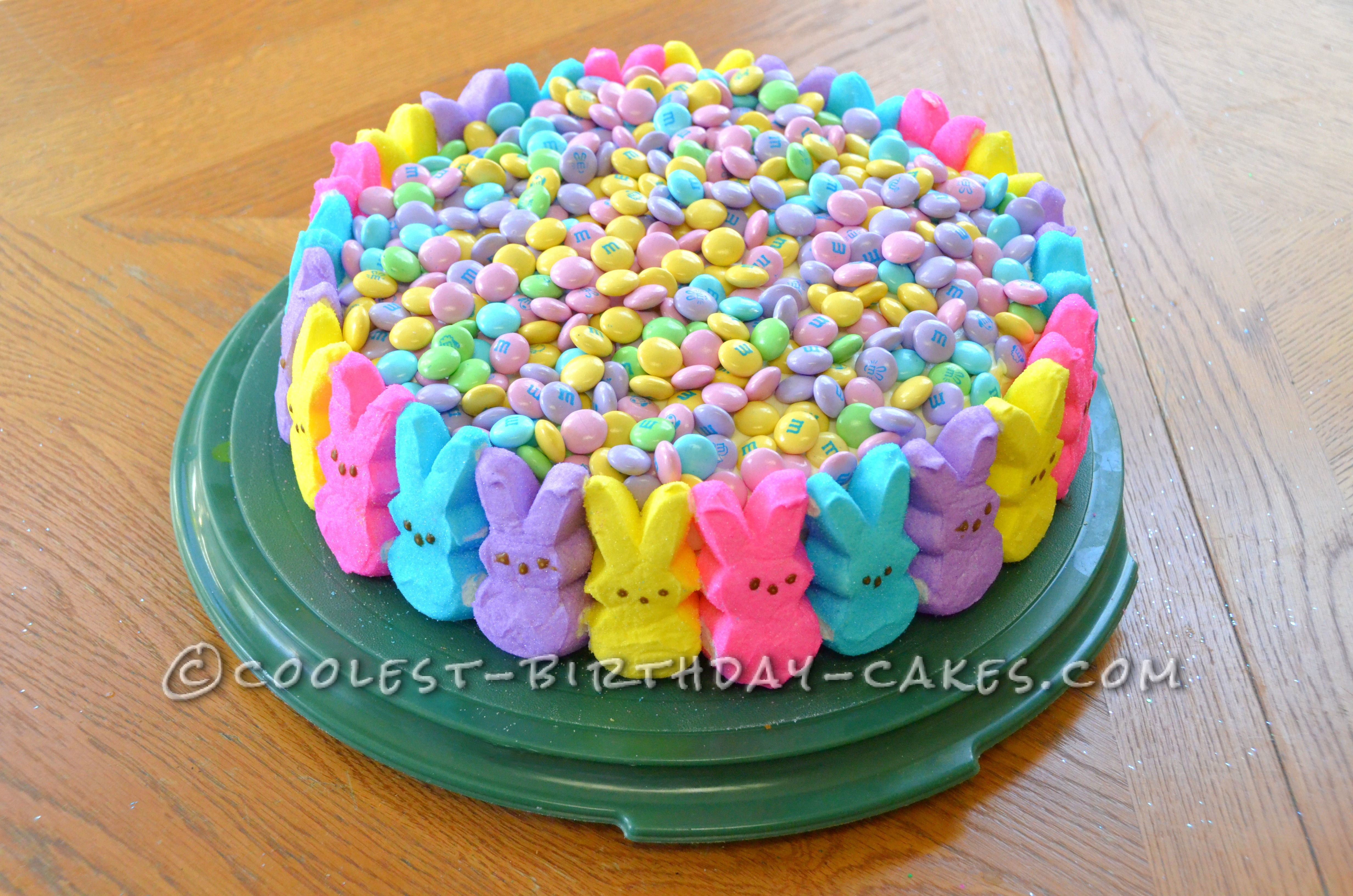 Coolest Bunny Easter Cake