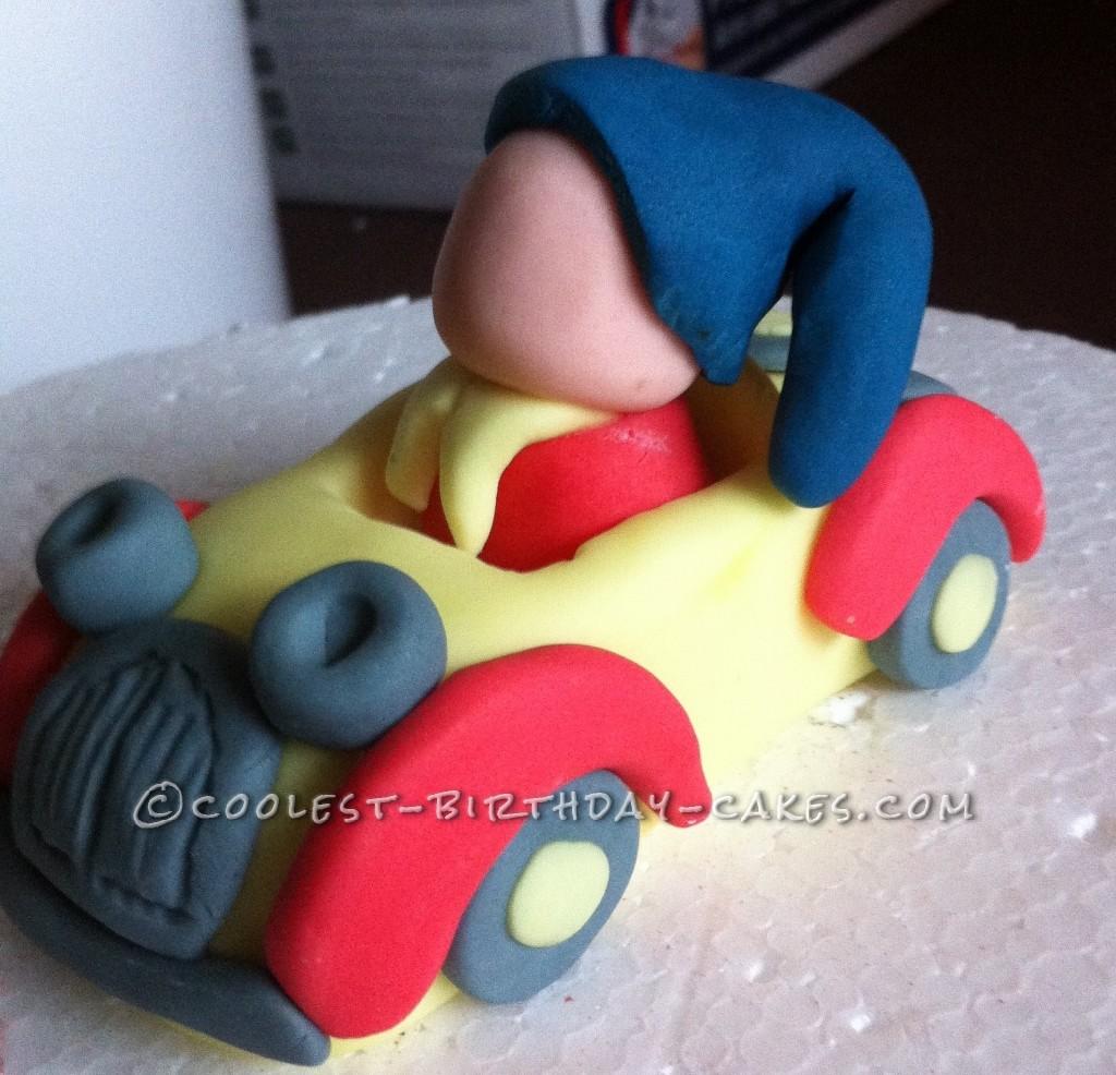 Coolest Noddy Birhtday Cake