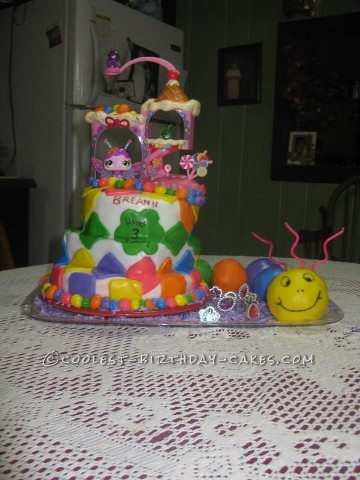 Cool Toddler Birthday Cake