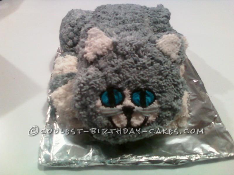 Cutest Kitty Birthday Cake