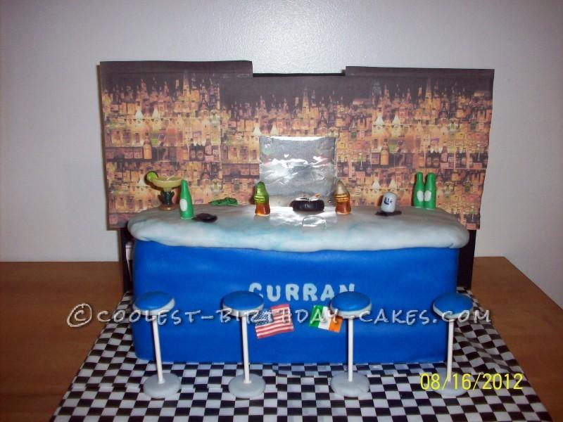 Bar Cake