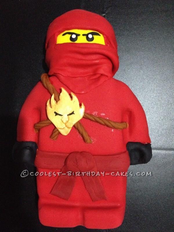 Ninjago Lego Cakes