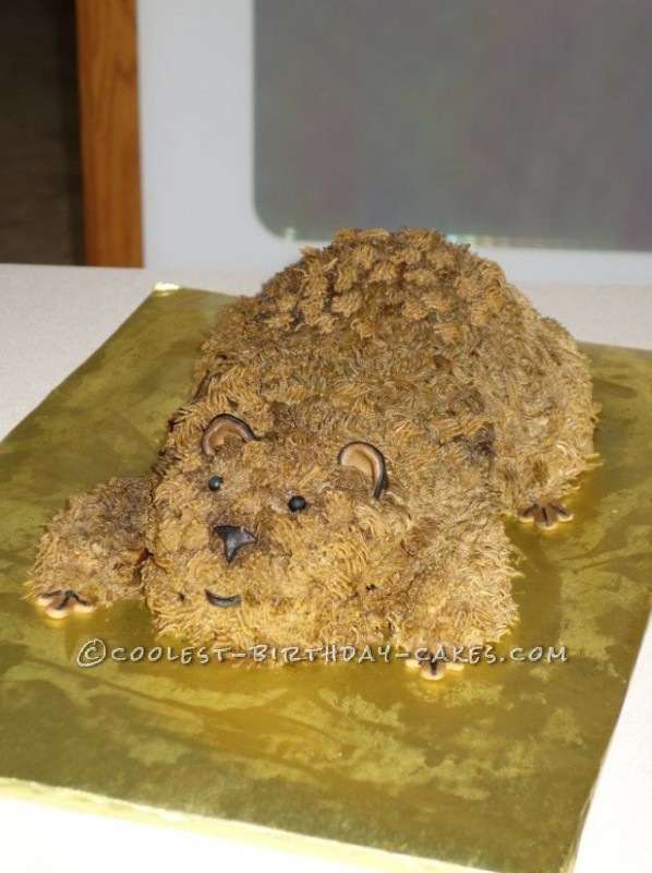 Now This is a Hamster Cake