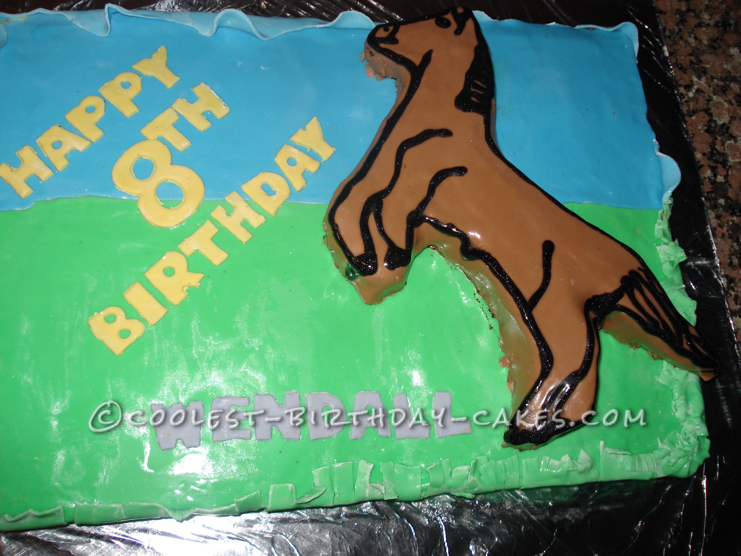Admirable Horse Themed Birthday Cake Funny Birthday Cards Online Alyptdamsfinfo