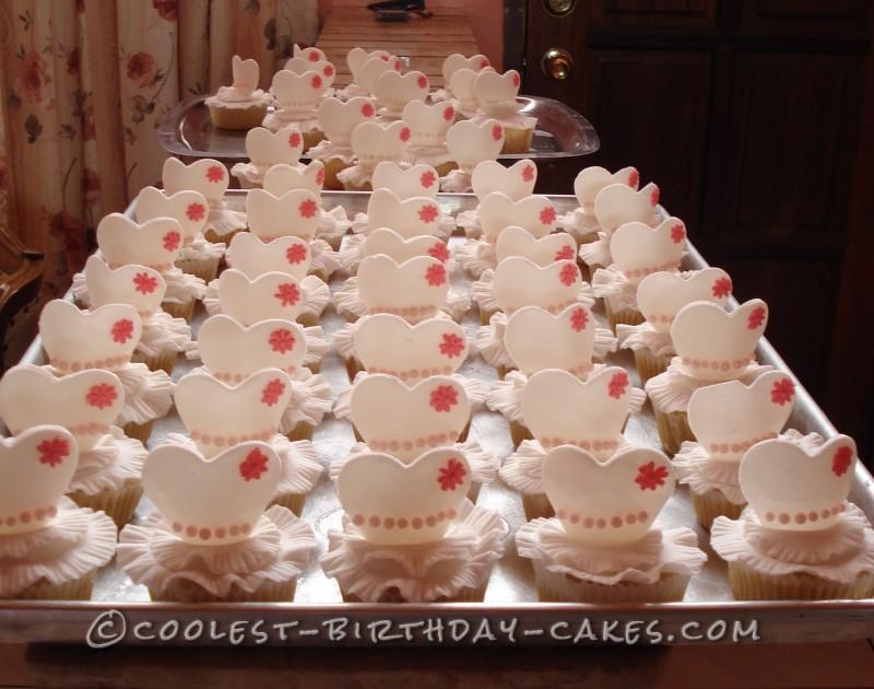 Coolest Tutu Dress Cupcakes