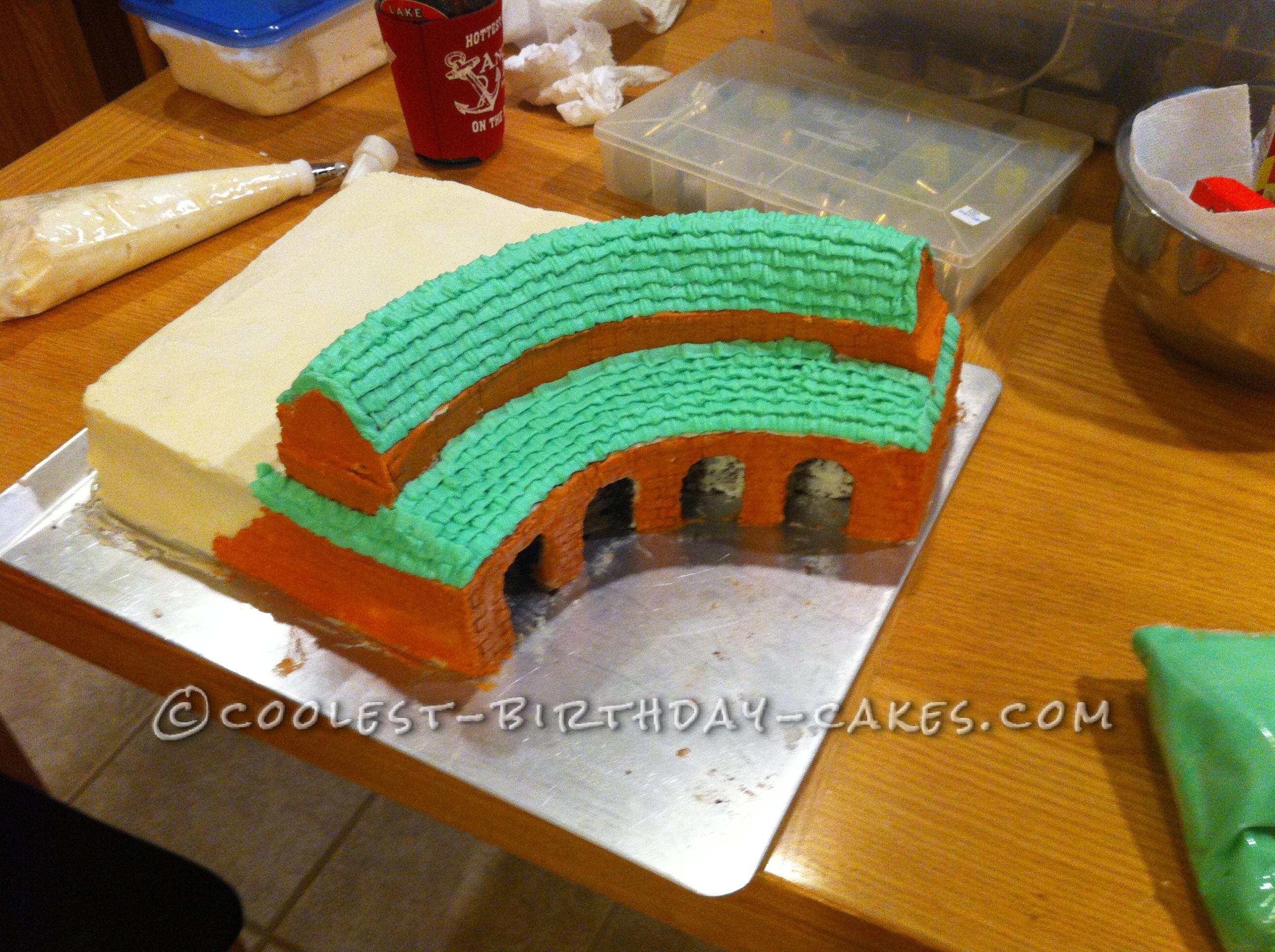 Bricks and shingles