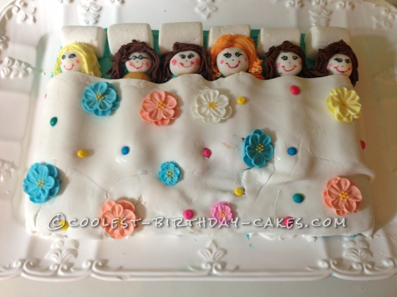 Remarkable Coolest Homemade Slumber Cakes Funny Birthday Cards Online Alyptdamsfinfo
