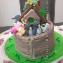 Noah's Ark Cake Ideas