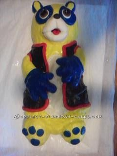 Coolest Oso Cake