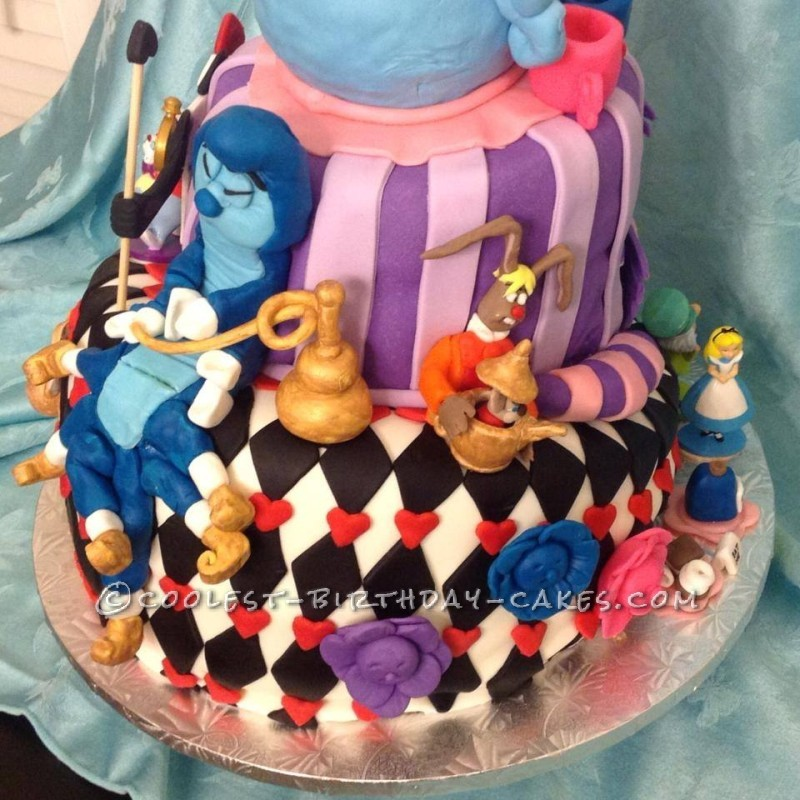 Topsy And Tim Birthday Cake