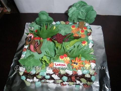Dragonvale Cake