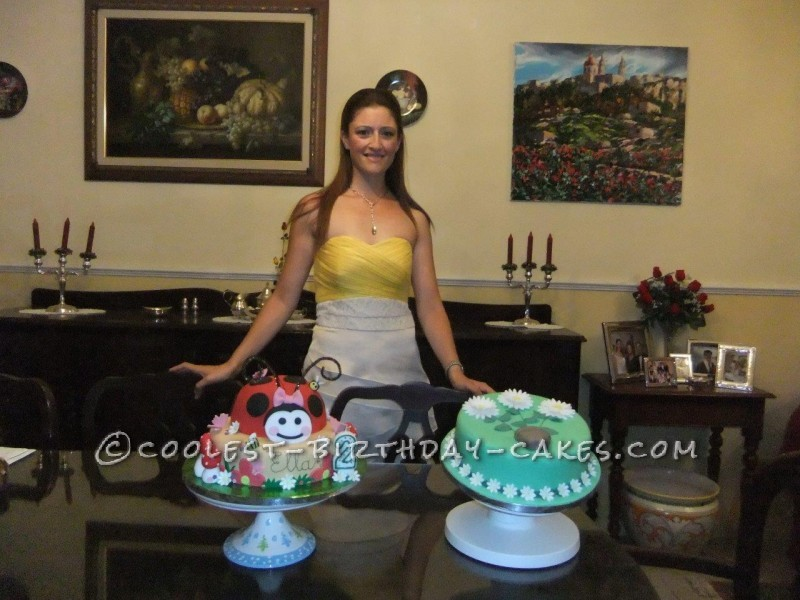 Romina from Malta - Featured Cake Decorator