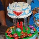 Coolest Disney Planes And Cars Cake