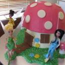 Mushroom and Toadstool Cakes