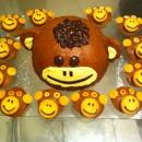 Coolest Cheeky Monkey Cake