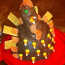 Coolest Turkey Cake