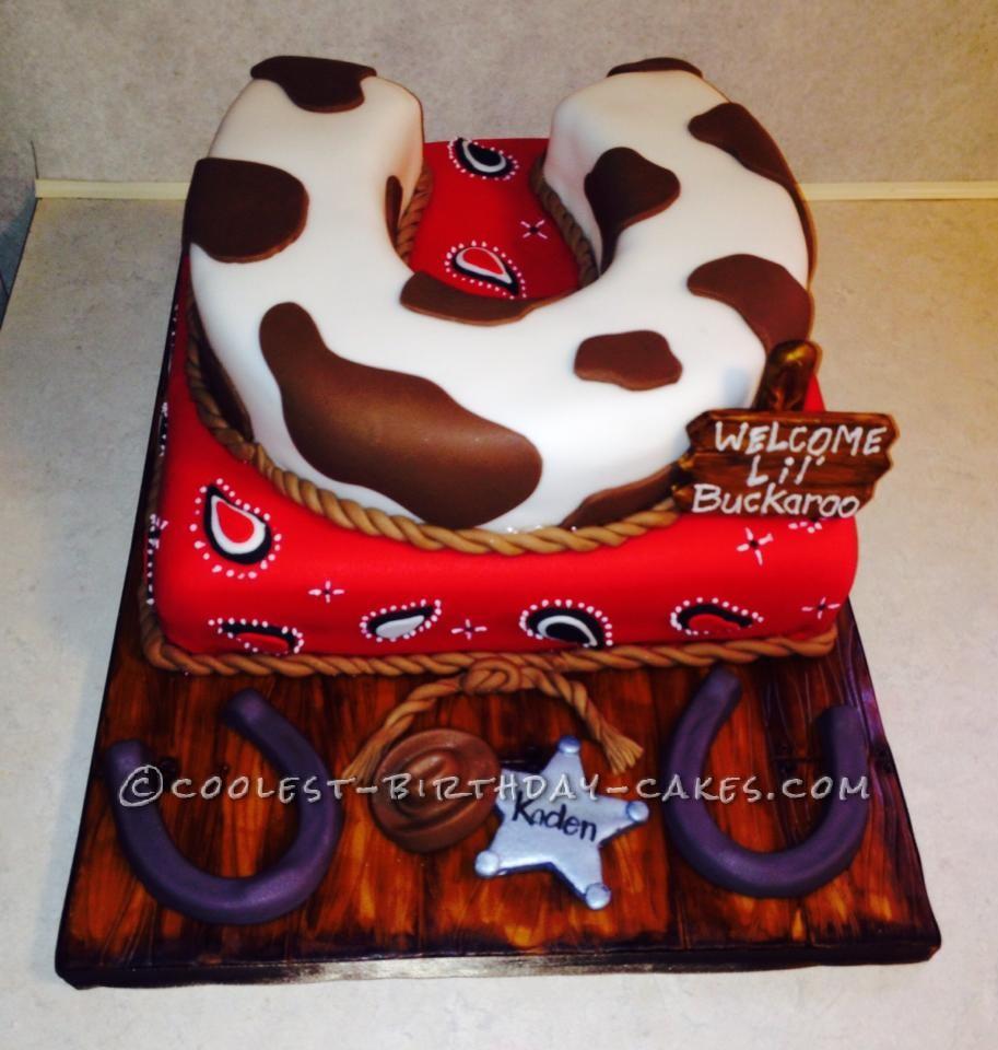 Horseshoe Cake 1