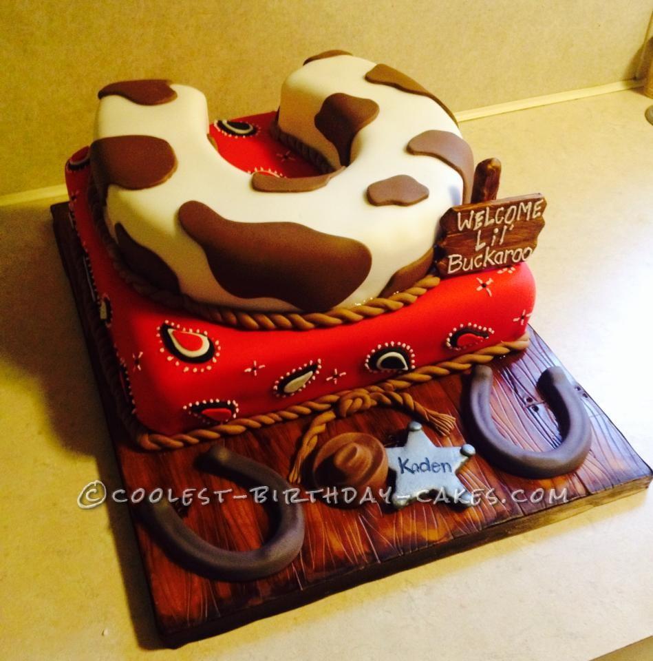 Horseshoe Cake 2