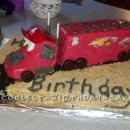Coolest 3D Mack Cake from Cars