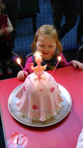 Coolest Princess Barbie Birthday Cake - Coolest Princess Cakes