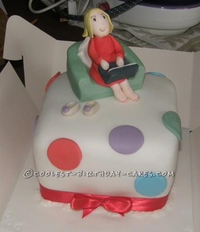 Coolest Bingo Cake