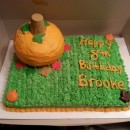 Coolest Pumpkin/Fall Cake