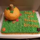 Coolest Pumpkin/Fall Cake